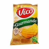 CHIPS LEGERES 120G   VICO