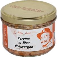TERRINE AU BLEU D'AUVERGNE 180G LE P.JEAN